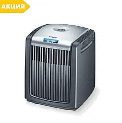 Увлажнитель очиститель воздуха LW 220 black Beurer очиститель воздуха с увлажнителем для квартир