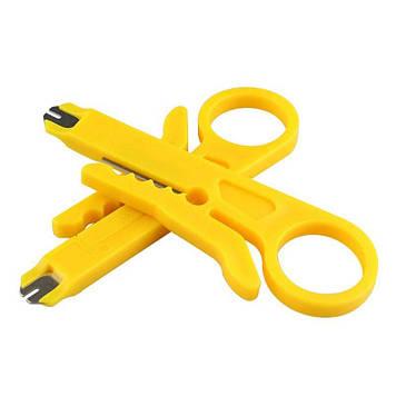 Инструмент для забивания и зачистки витой пары