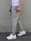 Чоловічі літні брюки сірі Сл 1837, фото 2
