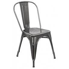 Крісло металеве Bonro B-233G