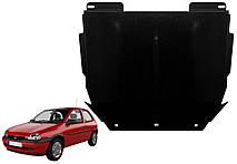 Защита двигателя Opel Corsa B 1993-2000