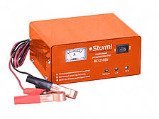 Зарядний пристрій (6/12В, 20-60 Ач) Sturm BC12108V