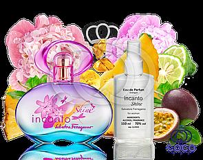 Женская парфюмированная вода Salvatore Ferragamo Incanto Shine 110 Ml ОАЭ в пластиковой бутылке