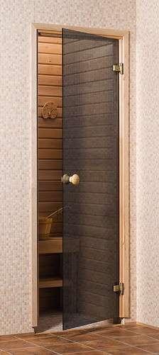 Дверь для бани и сауны Ecosteel 70X200