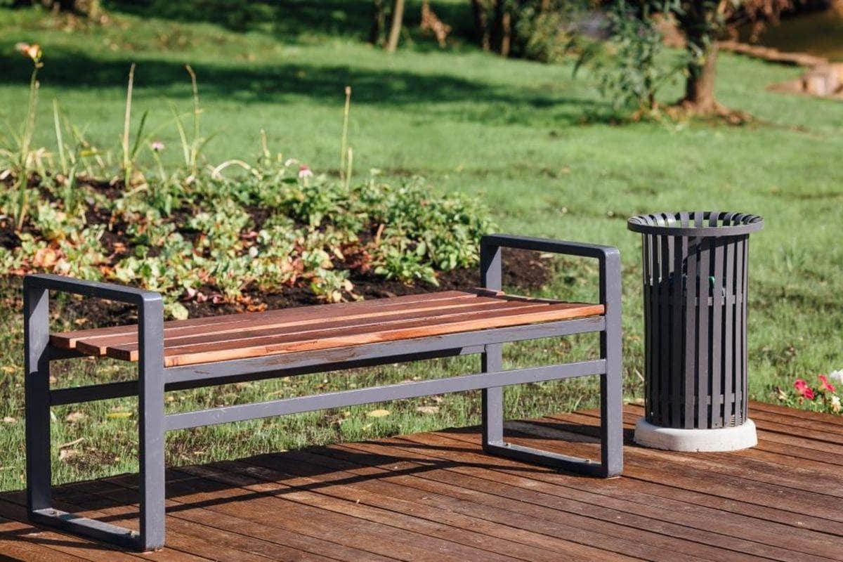 Скамейки для парков