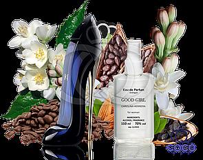 Женская парфюмированная вода Carolina Herrera Good Girl 110 Ml ОАЭ в пластиковой бутылке