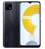 Смартфон Realme C21  4/64Gb NFC Black + чехол, фото 1