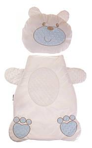 Подушка + Матрас детский MiniWorld 14323