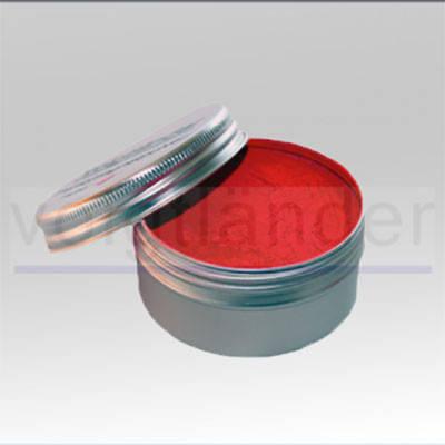 Флуоресцентний магнітний порошок «Червоний», фото 2