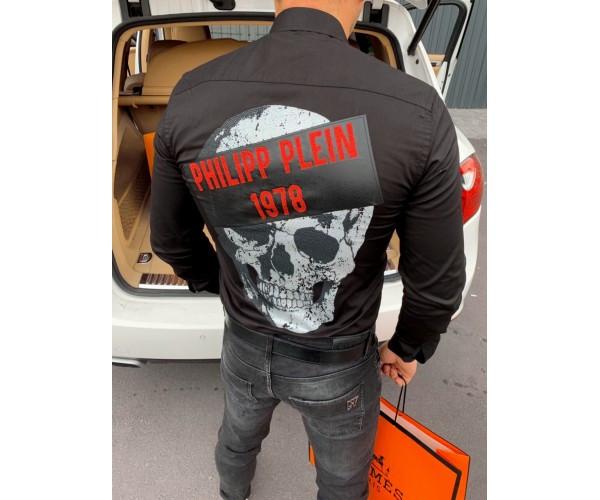 Рубашка Philipp Plein pasifik 1-3.