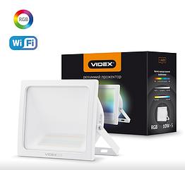 RGB Прожектор 10W WiFi