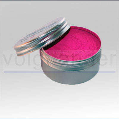 Флуоресцентний магнітний порошок «Рожевий», фото 2
