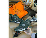 Pride жіночі кросівки lv green winter 4-0+, фото 2