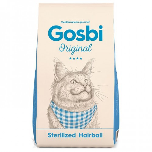 Gosbi Original Sterilized Hairball