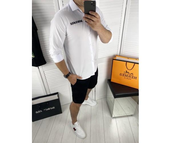 Рубашка doberman white 5-3+