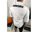 Рубашка doberman white 5-3+, фото 3