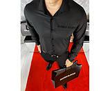 Рубашка doberman black 1-3., фото 2