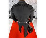 Рубашка doberman black 1-3., фото 3