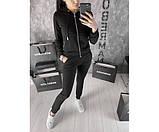 Спортивний костюм жіночий Doberman black attack 2-2+, фото 2