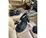 Женские сандали black 22-0., фото 2