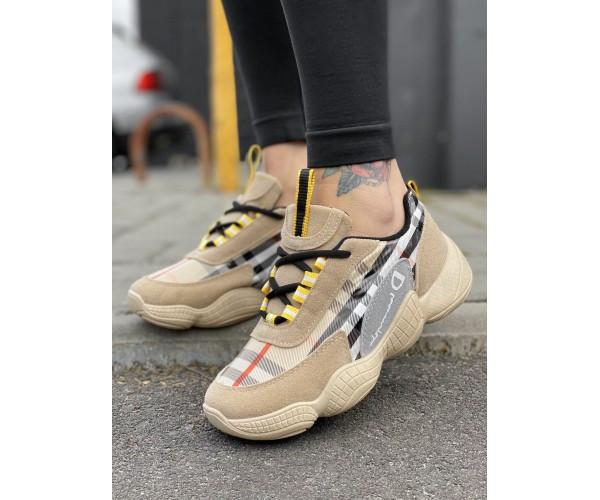 Жіночі кросівки burberi 18-2.