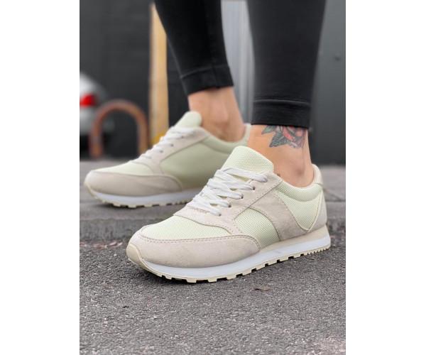 Жіночі кросівки beg saukon 24-3.