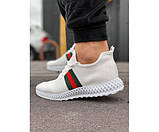 Кросівки izi guci white 12-0., фото 3