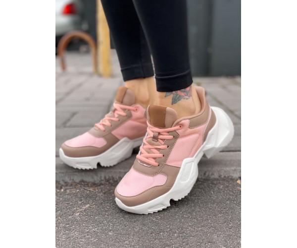 Жіночі кросівки sexy rose 18-1.+