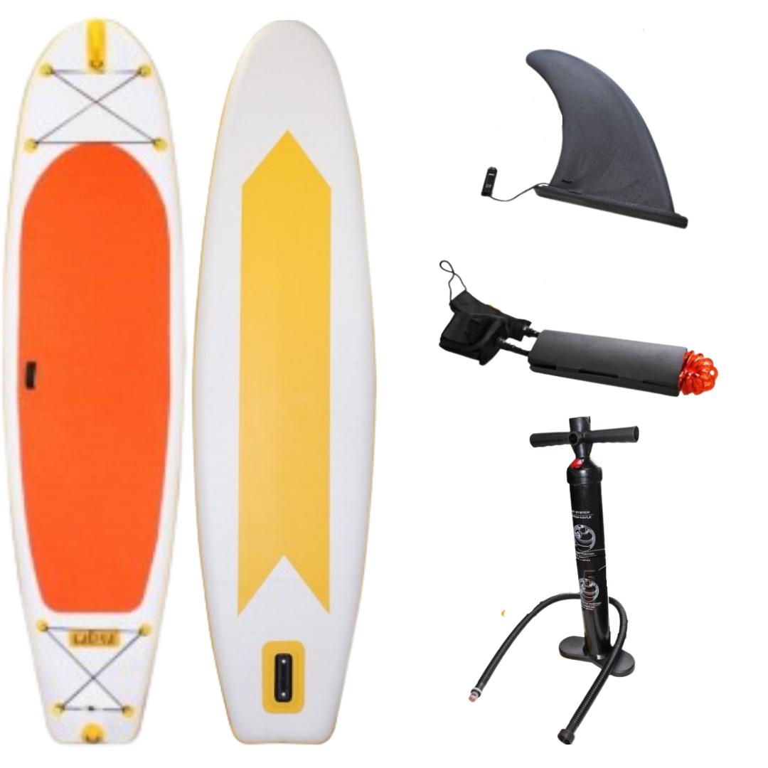 Сапборд Ладья 10'6'' Yoga 2021 - надувная доска для САП серфинга, sup board