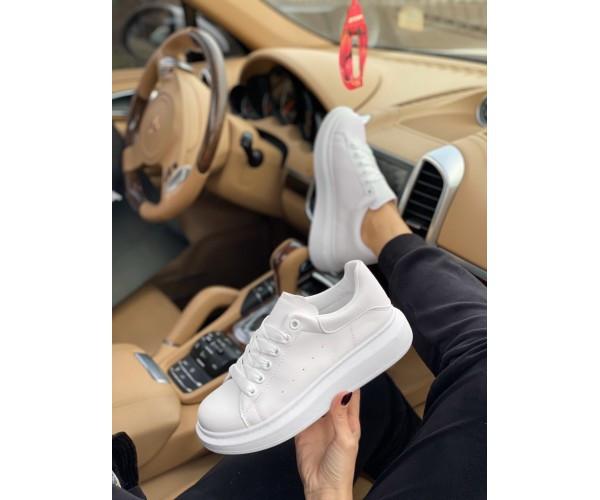 Жіночі кросівки maq white 30-0+