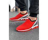 Кросівки dolce&gabanna red 18-3., фото 2