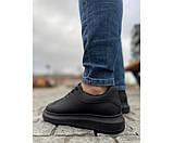 Кросівки New maq total black 28-3+, фото 3