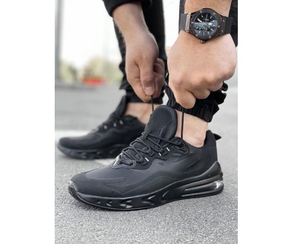 Кросівки monax black 28-1.+
