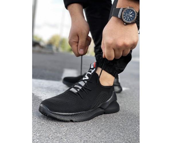 Кросівки fila black 22-2.