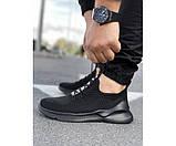 Кросівки fila black 22-2., фото 2