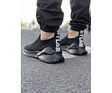 Кросівки fila black 22-2., фото 3