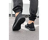 Кросівки NB total black 6-1, фото 3