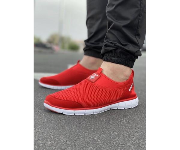 Кросівки reebok red 9-2+