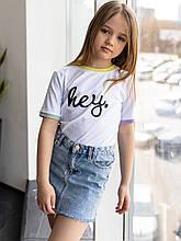Дитяча футболка для дівчинки