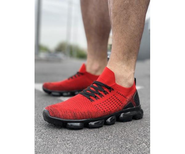 Кросівки vapor red 17-3.+