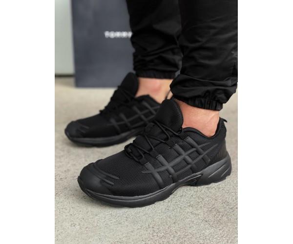 Кросівки asics black 14-3.