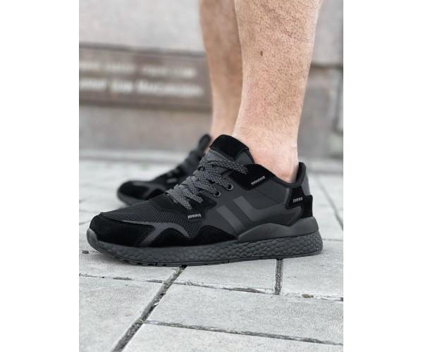Кросівки boost black 30-2.+