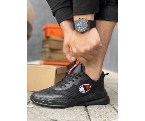 Кросівки chempion black 11-2.+