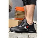 Кросівки chempion black 11-2.+, фото 2