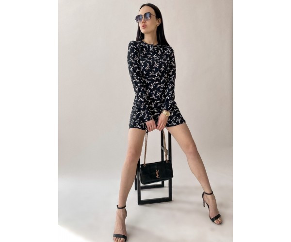 Женский платье cancum black 11-2