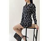 Женский платье cancum black 11-2, фото 4