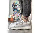 Жіночі кросівки izi grey boost 22-3+, фото 2