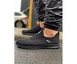 Кросівки puma black 29-2., фото 2
