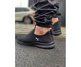 Кросівки puma black 29-2., фото 3