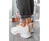 Жіночі кросівки hayat white 30-3+, фото 3